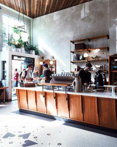 Sightglass Coffee in San Francisco / photo by Julie Ciollo