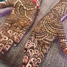 17 Best Rajasthani Mehndi Designs for Hands - Mehndi YoYo Rajasthani Mehndi Designs, Dulhan Mehndi Designs, Mehendi, Hand Mehndi, Mehndi Designs For Hands, Hand Tattoos, Design Inspiration, Layout Inspiration, Hand Mehndi Design