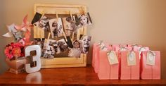 Ballerina Birthday Party Part 3: Take Home Party Favor Bags