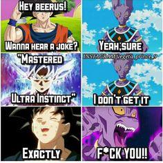 Kill Goku thanks Dbz Memes, Funny Memes, Jokes, List Of Memes, Funny Dragon, Bleach Anime, Dragon Ball Z, Goku Quotes, Trunks