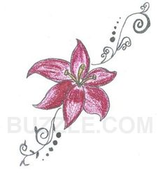 Gladiolus - strength of character. I want this flower tattooed for my grandmas birth month