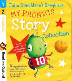 Phonics fun by the classic author of The Gruffalo. Twelve funny stories with stickers and a reward chart. Reading At Home, Early Reading, Phonics Activities, Book Activities, Phonics Programs, Horrible Histories, The Gruffalo, Phonics Reading, Thing 1