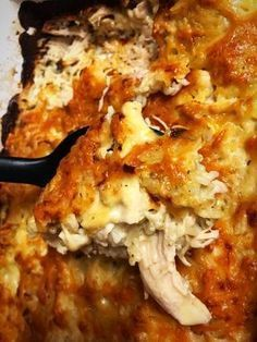 Good Ole Fashioned Chicken + Rice Casserole, but Add Broccoli Easy Soup Recipes, Best Chicken Recipes, Cooking Recipes, Chicken Meals, Cooking Rice, Recipes With Rotisserie Chicken, Yummy Recipes, Chicken Items, Chicken Recepies
