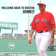 The Boston Red Sox have inked their former pitching coach (2007-2010) and, more recently, former Blue Jays manager John Farrell to a three-year managerial deal. The Sox sent Mike Aviles to Toronto and received RHP David Carpenter in addition.
