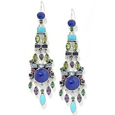 Oh what earrings!  But the $450 is a stopper!