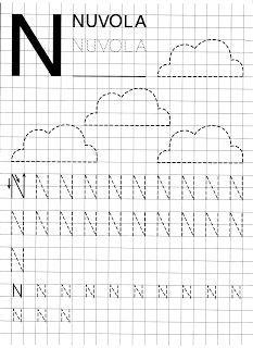 Preschool Writing, Kindergarten Math Worksheets, Writing Activities, Preschool Activities, Letter Tracing Worksheets, Tracing Letters, Graph Paper Art, Jolly Phonics, Visual Learning