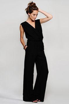 The Sabrina Jumpsuit. I need this!