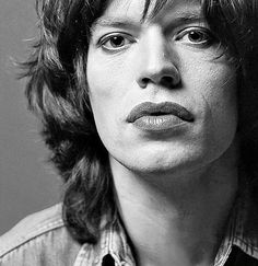 Great portrait of Jagger
