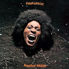 Saved on Spotify: Maggot Brain by Funkadelic
