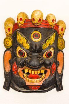 Tibetan Mask https://madipix.com/tibetan-mask/