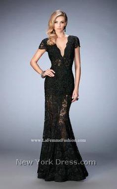 La Femme 22738 - NewYorkDress.com