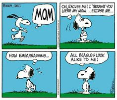 #thepeanuts #pnts #schulz #snoopy #mom