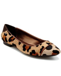 Fabulous Leopard Print Flats