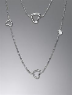 Heart Necklace, David yurman