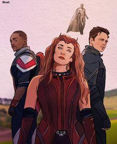 Wanda Avengers, Wanda Marvel, Avengers Fan Art, Marvel Fan Art, Marvel Series, Marvel Jokes, Marvel Funny, Marvel Avengers, Marvel Dc Movies