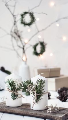 xmas minimal scandinavian christmas decoration Blinds give your home a new lease on life Article Bod Minimal Christmas, Christmas Mood, Noel Christmas, Christmas Crafts For Kids, Elegant Christmas, Modern Christmas, Christmas Candles, Christmas Gifts, Christmas 2019