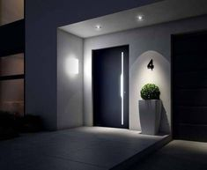 Put the entrance into the right light #decoration #decorations #Door #entrance #Light #put