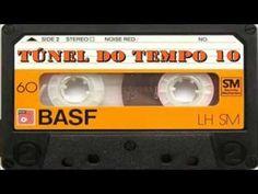 Túnel do Tempo Volume 10 (( Rock Nacional Anos 80/90 ))