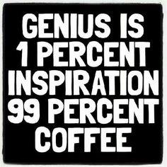 Coffee logic ❤☕⭐