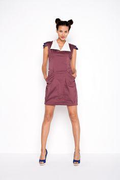 SKUNKFUNK  dress: Korta NCX6X