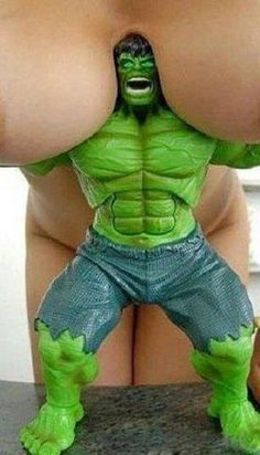 lucky hulk... LOL