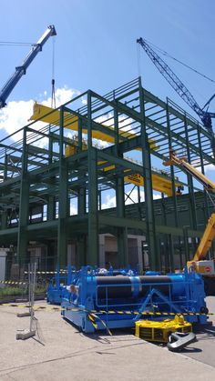 Manufacture of hoists, cranes and crane components, although in its manufacturing range can find, gantry cranes, cantilever cranes, jib cranes, transfer carts, boat hoists, rubber type gantries.