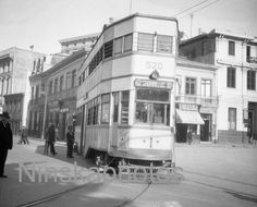 Double-Decker Tram, Valparaiso, Chile by J. Dearden Holmes, 1920s antique photo reprint, Street Car by Ninskaphotos on Etsy https://www.etsy.com/uk/listing/265310127/double-decker-tram-valparaiso-chile-by-j