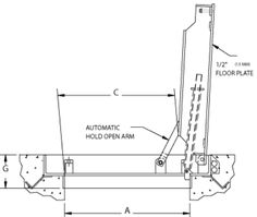 floor trap door hinges - Recherche Google