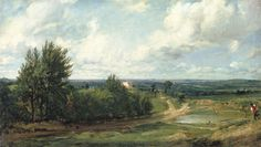 Hampstead Heath...c.1819 by John Constable
