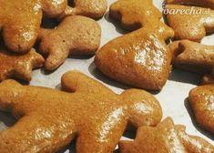 Mäkulinké medovníčky Gingerbread Cookies, Tiramisu, Cheesecake, Food And Drink, Baking, Sweet, Christmas, Hampers, Chef Recipes