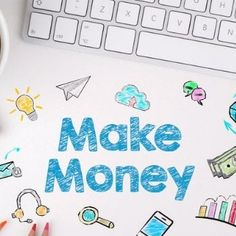 How to sell Stuff Online for Extra Money Make Cash Fast, Make Quick Money, Make Money From Home, Make Money Online, Sell Your Stuff, Things To Sell, New Business Ideas, Online Work From Home, Selling Online