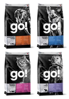 subplot design | GO! pet food packaging system