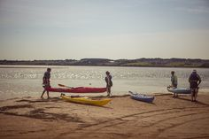 Rustico, Prince Edward Island, Canada - kayak #ExploreCanada #PEI by kk+, via Flickr