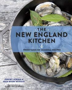 By Jeremy Sewall and Erin Byers Murray Award-winning Boston chef Jeremy Sewall presents contemporary versions of New England classics that capture the flavors of this time-honored cuisine. In this fir