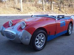 1959 Austin-Healey Bugeye Sprite - SCD Motors - The Sports, Racing and Vintage Car Market
