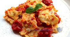 I raffiuoli - Ravioli salati alla napoletana