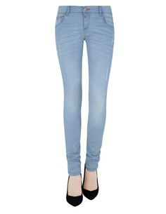 SuiteBlanco- Super skinny low rise jeans
