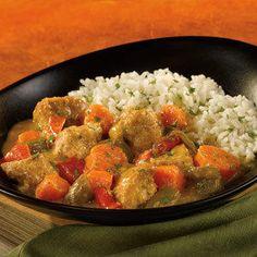 Latin Crock-Pot: Scrumptious salsa verde pork & pepper stew | ¿Qué Más?