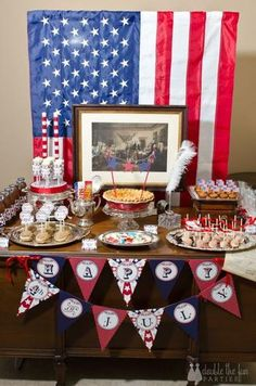 Hostess with the Mostess® - July 4th Party