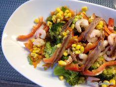 Aprende a preparar ensalada de invierno baja en calorías con esta rica y fácil receta.  Si la cuestión es perder peso, hay una serie de ingredientes prohibidos para...