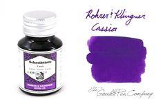 Rohrer & Klingner Cassia Purple from Goulet