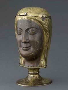Medieval reliquary,XIII cent.