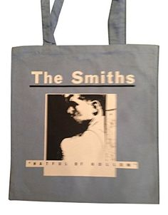 Ladies The Smiths 'HATFUL OF HOLLOW' Tote BAG: Amazon.co.uk: Clothing