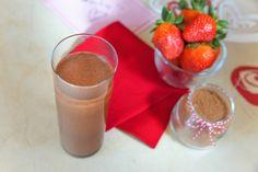 Chocolate-Covered Strawberry Blast