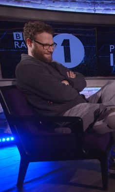 Pin for Later: Seth Rogen and Chloë Grace Moretz Insult Each Other For 5 Minutes Straight