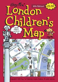 Design Museum Shop: Gift Ideas Gifts for Kids London Childrens Map Central London Map, Tower Of London, Guy Fox, London With Kids, London Landmarks, Wedding Welcome Bags, Things To Do In London, London Photography, Travel Maps