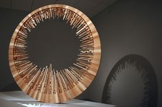 Sketching with a Band Saw: James McNabbs Scrap Wood Cityscapes