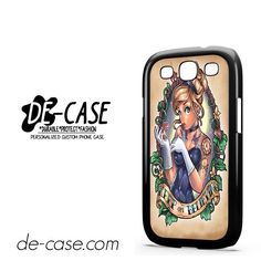 Cinderella Pin Up DEAL-2630 Samsung Phonecase Cover For Samsung Galaxy S3 / S3 Mini