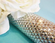 love sparkles - have never seen a boquet like this?
