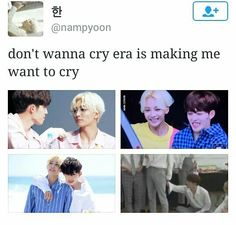 Every Jeongcheol era is making me cry